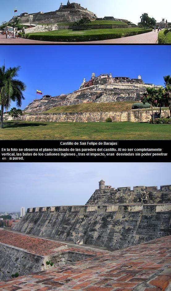 Castillo De San Felipe De Barajas Cartagena Colombia Castillo De San Felipe Colombia Cartagena De Indias Cartagena Colombia Y Cartagena