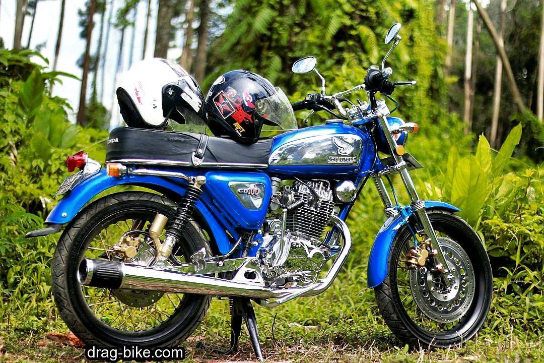 Modifikasi Motor Cb Paling Tua Honda Cb Cafe Racer Honda