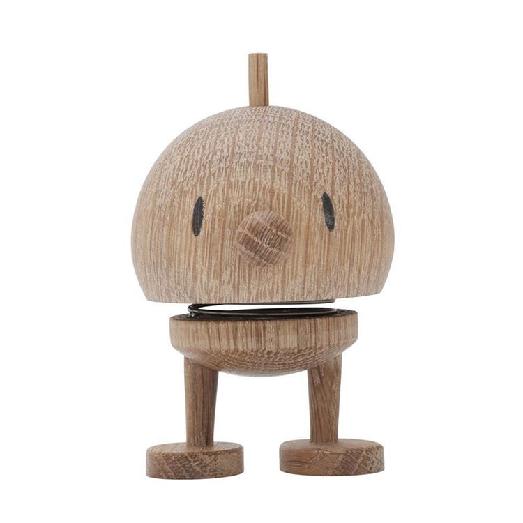 """The #Danish #hoptimist was #designed by #hansgustavehrenreich in #1968.  This #wooden #toy was so successful that it spawned a company of the same name…"""