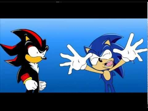 Sonic, shadow and the coffe - YouTube