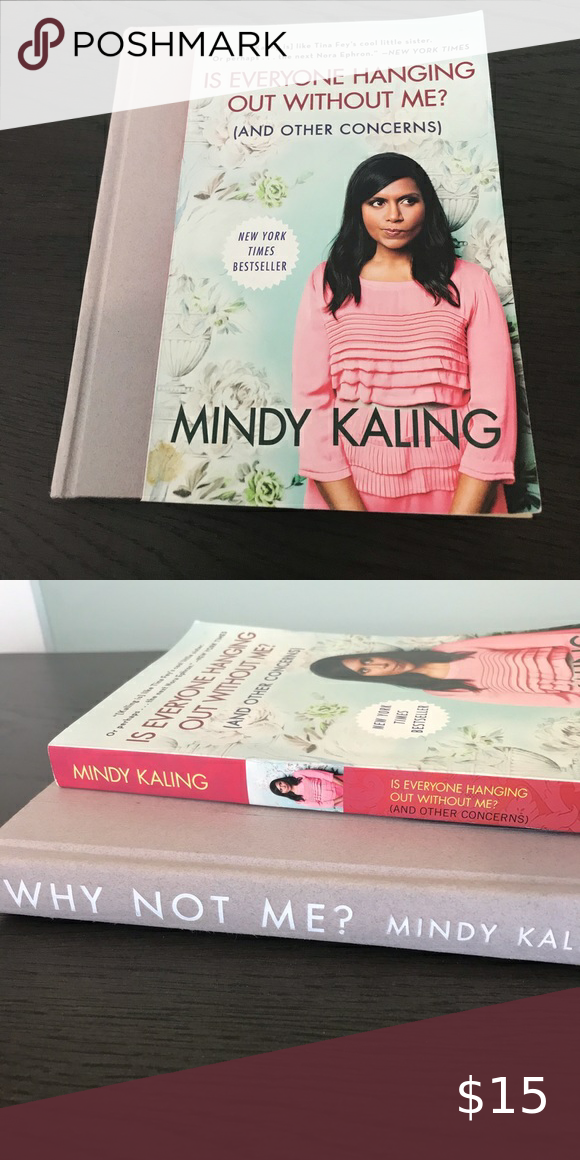 Mindy Kaling Twofer Book Bundle In 2020 Mindy Kaling Book Bundles Summer Books