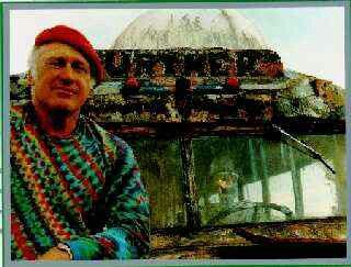 Ken Kesey author of The Electric Kool Aid Acid Test