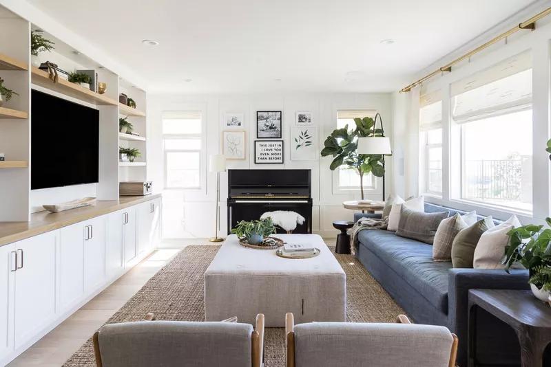 Paris To Malibu 35 Stylish Family Room Ideas From Around The World In 2021 Living Room Decor Cozy Simple Living Room Decor Pure Salt Interiors
