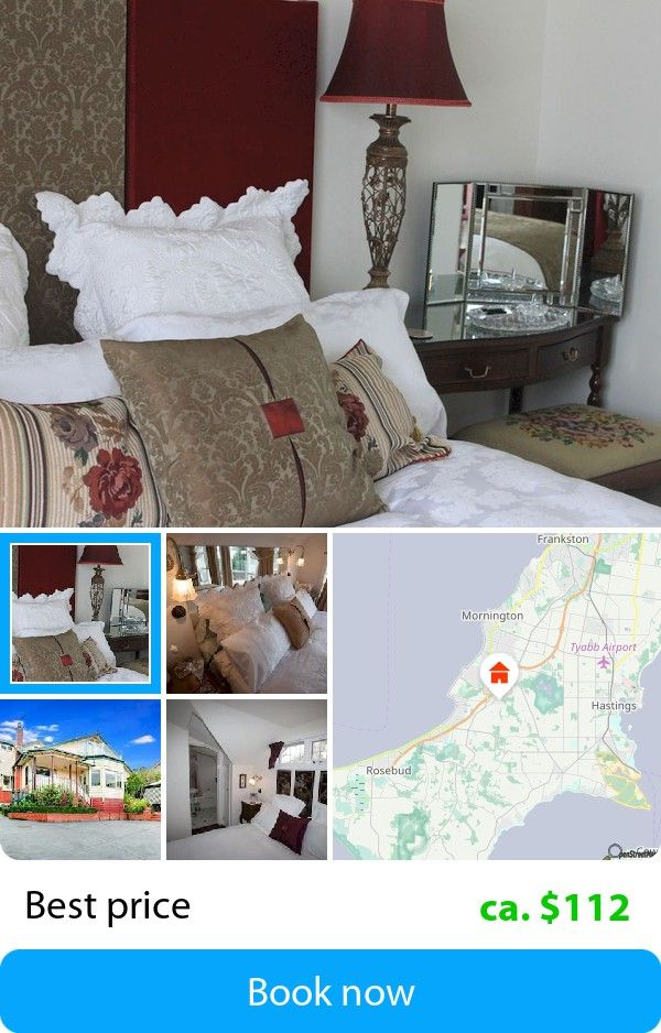 Mornington Bed & Breakfast (Mornington, Australia) – Book this hotel at the cheapest price on sefibo.