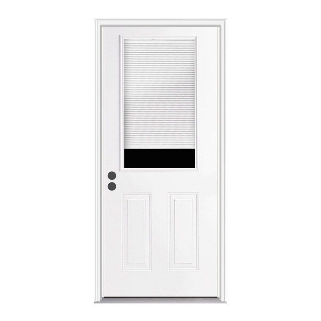 36 X 80 Exterior Door With Blinds   http://thefallguyediting.com ...