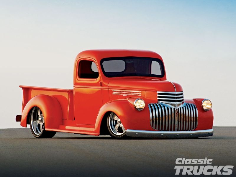 46 Truck Wallpaper With Images Chevrolet Trucks Classic