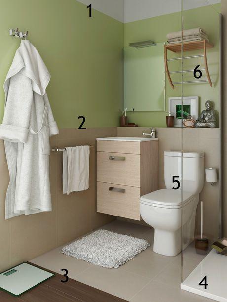 Renueva tu baño - Leroy Merlin | Baños reformados, Cuarto ...
