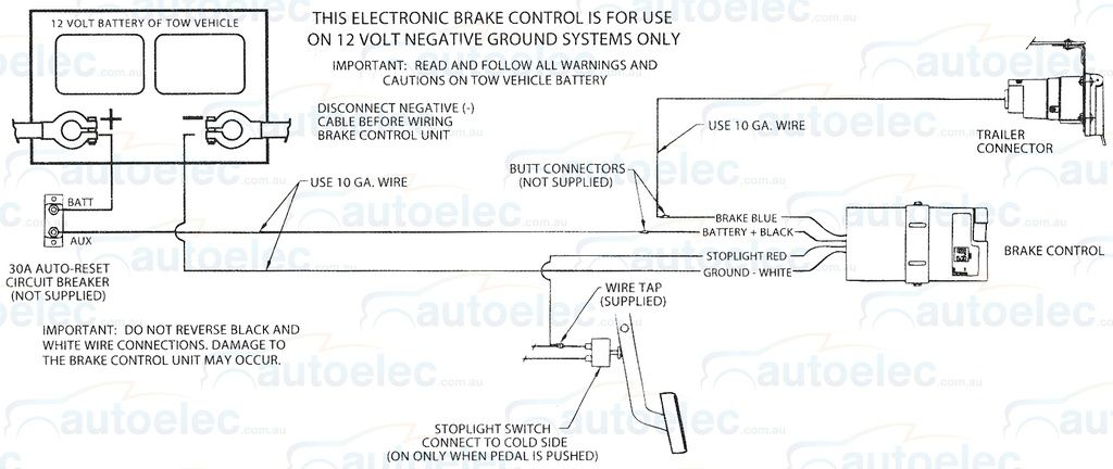 33 Wiring Diagram For Electric Brake Controller Bookingritzcarlton Info Wire Diagram Work Trailer