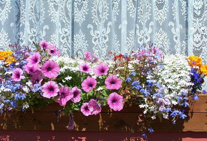 Frhling Mit Blumenksten Wohnideen