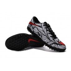 info for f6f15 0346c Nike Hypervenom II Phinish Neymar TF - Ousadia e Alegria - Negro Brillante  Carmesí Blanco zapatillas de fútbol baratas