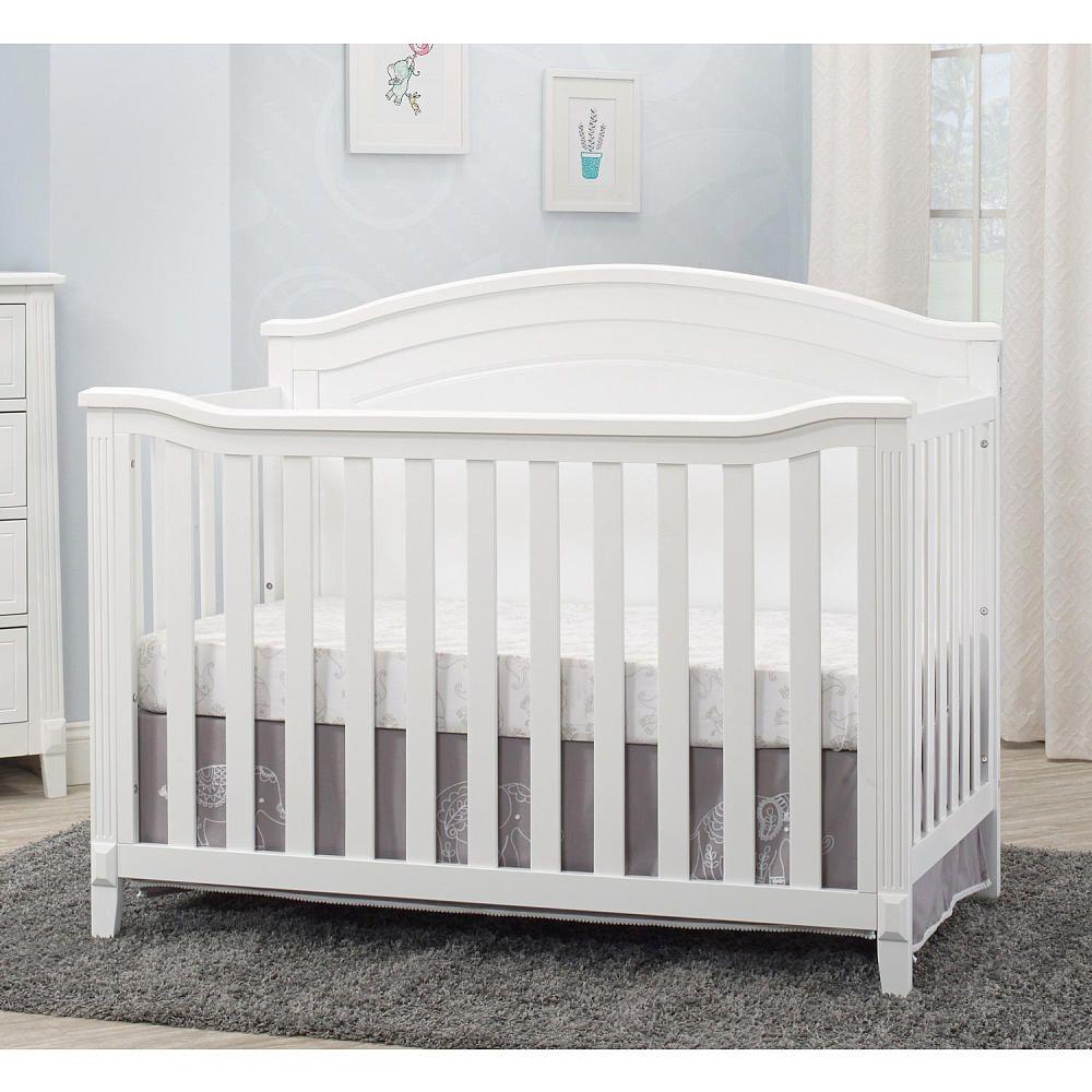 sorelle berkley panel 4in1 convertible crib white - Sorelle Cribs