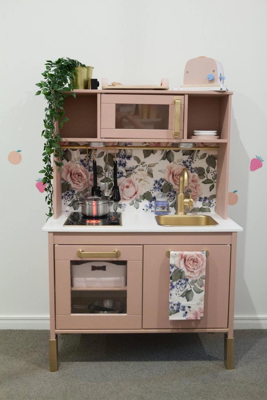 Play Kitchen Ice Cream Set in 2020 Ikea play kitchen