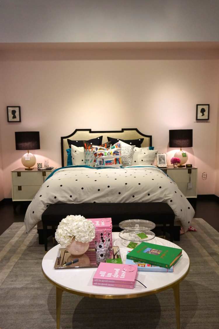 Kate Spade Worthington Queen Bed Events In 2019