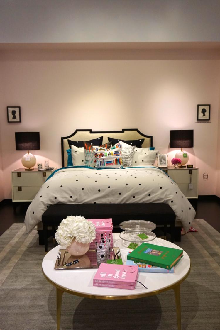 KATE SPADE WORTHINGTON QUEEN BED | EVENTS | Pinterest | Queen beds ...