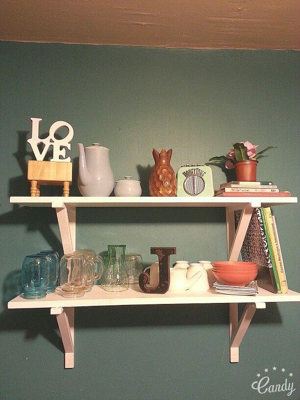 Diseño, cocinas, estantes, deco, decoracion, pineapple.