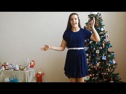 Kayla S Christmas Catastrophe Seven Super Girls Short Sleeve Dresses Dresses With Sleeves