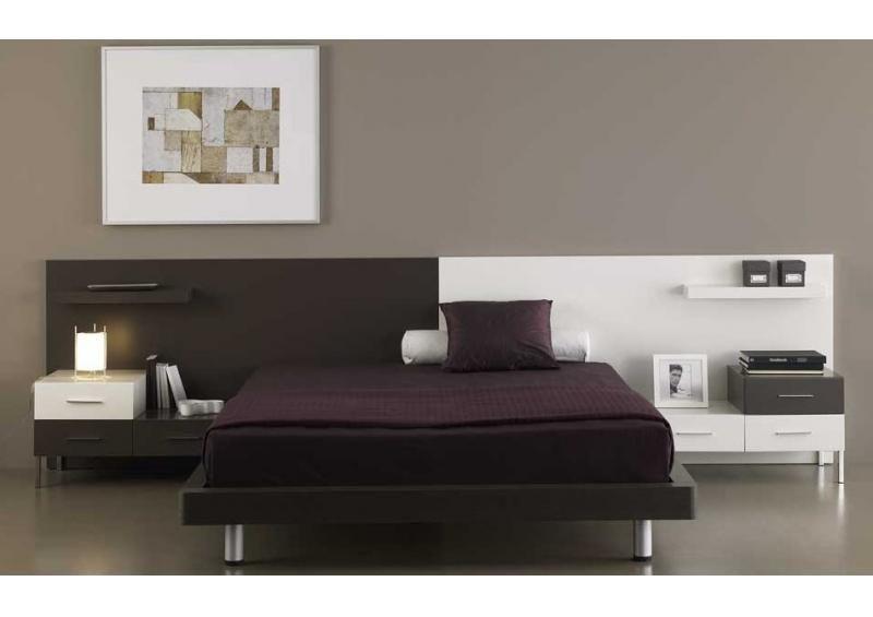 Ensemble-pour-chambre-à-coucher--comoda lit Pinterest