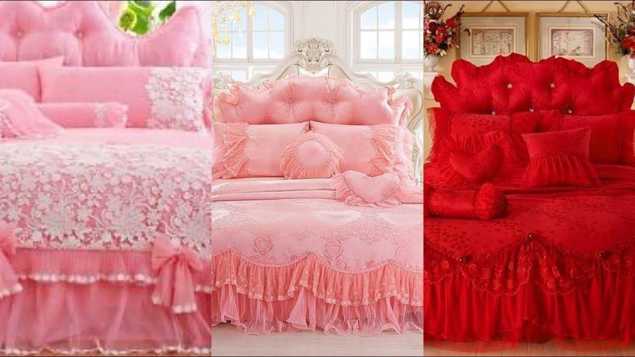 Royal Bed Sheets Designs For Wedding Brides Royal Bed Fancy Bed