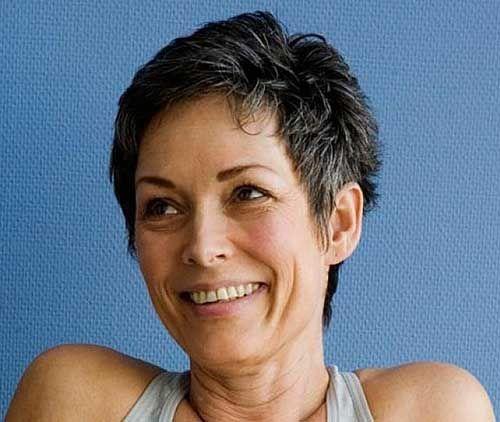 Very-Short-Grey-Hair-for-Women.jpg 500×422 pixels