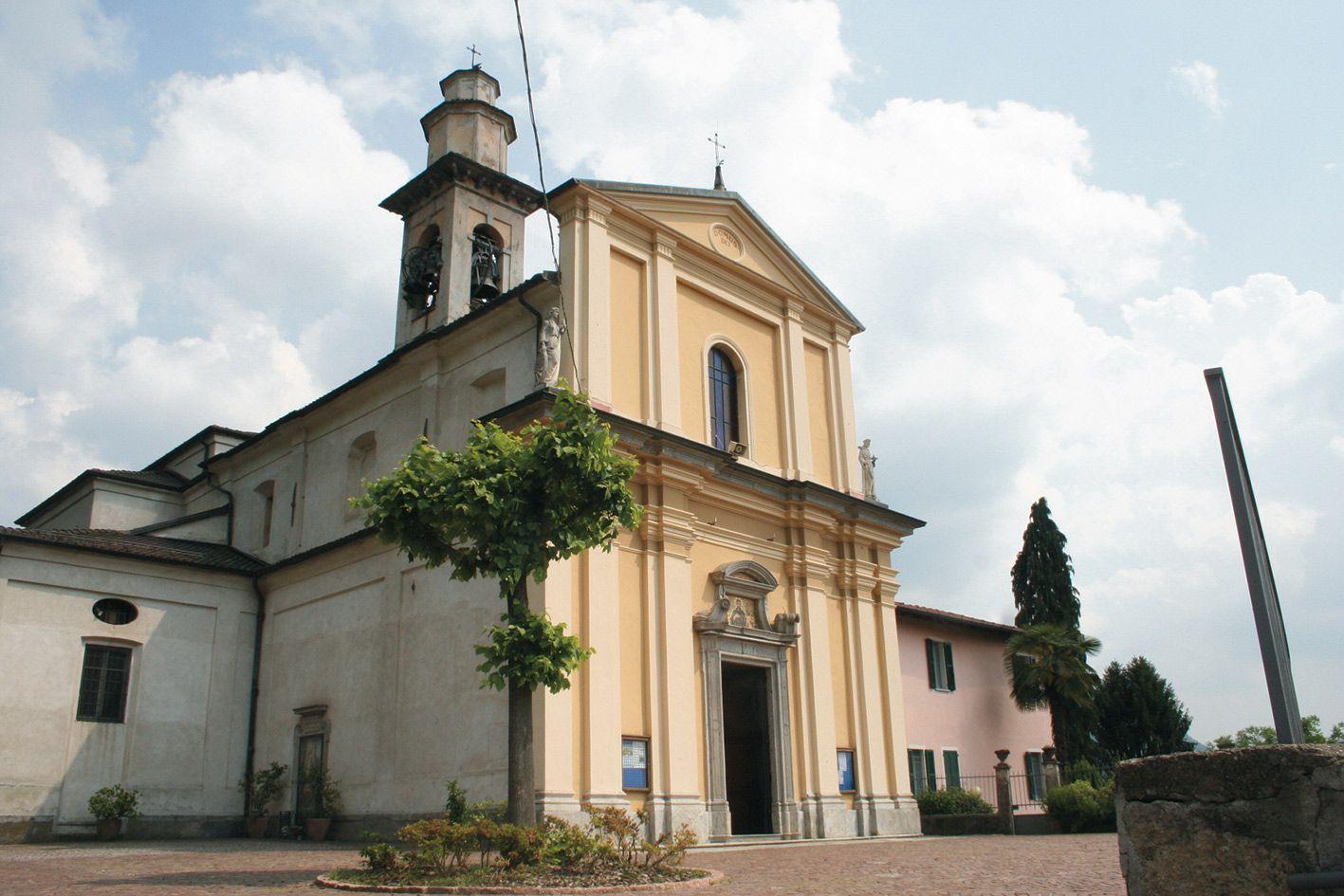 Chiesa di San Giulio a Cugliate