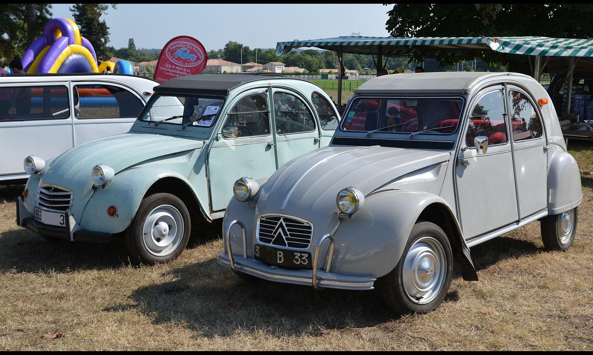 Citroen 2 Cv Citroen Classic Cars Antique Cars