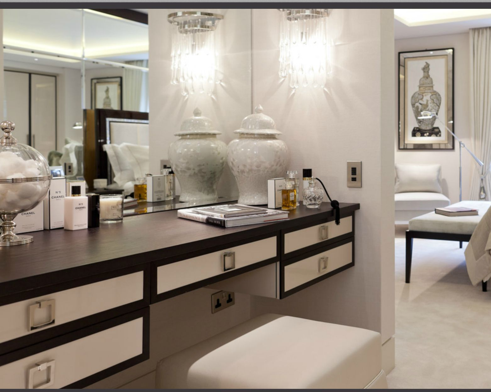 fitted dressing table luxury Google Search beautiful
