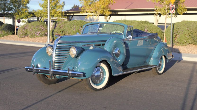 1938 Hudson Convertible 1 With Images Classic Cars Best
