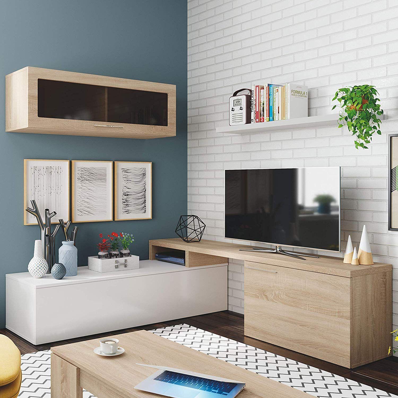 ensemble meuble tv d angle ou droit