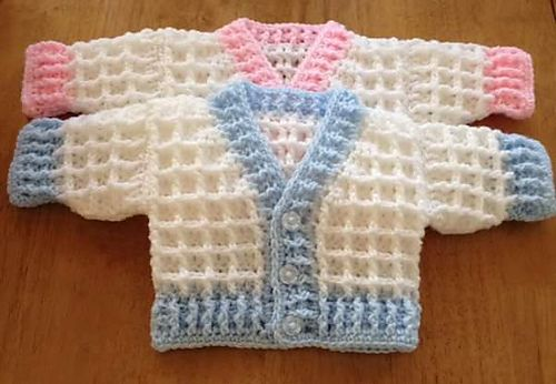 Craft Passions Peyton Preemie Cardigan Free Crochet Pattern Link Here Crochet Baby Cardigan Free Pattern Baby Knitting Patterns Free Crochet Baby Patterns