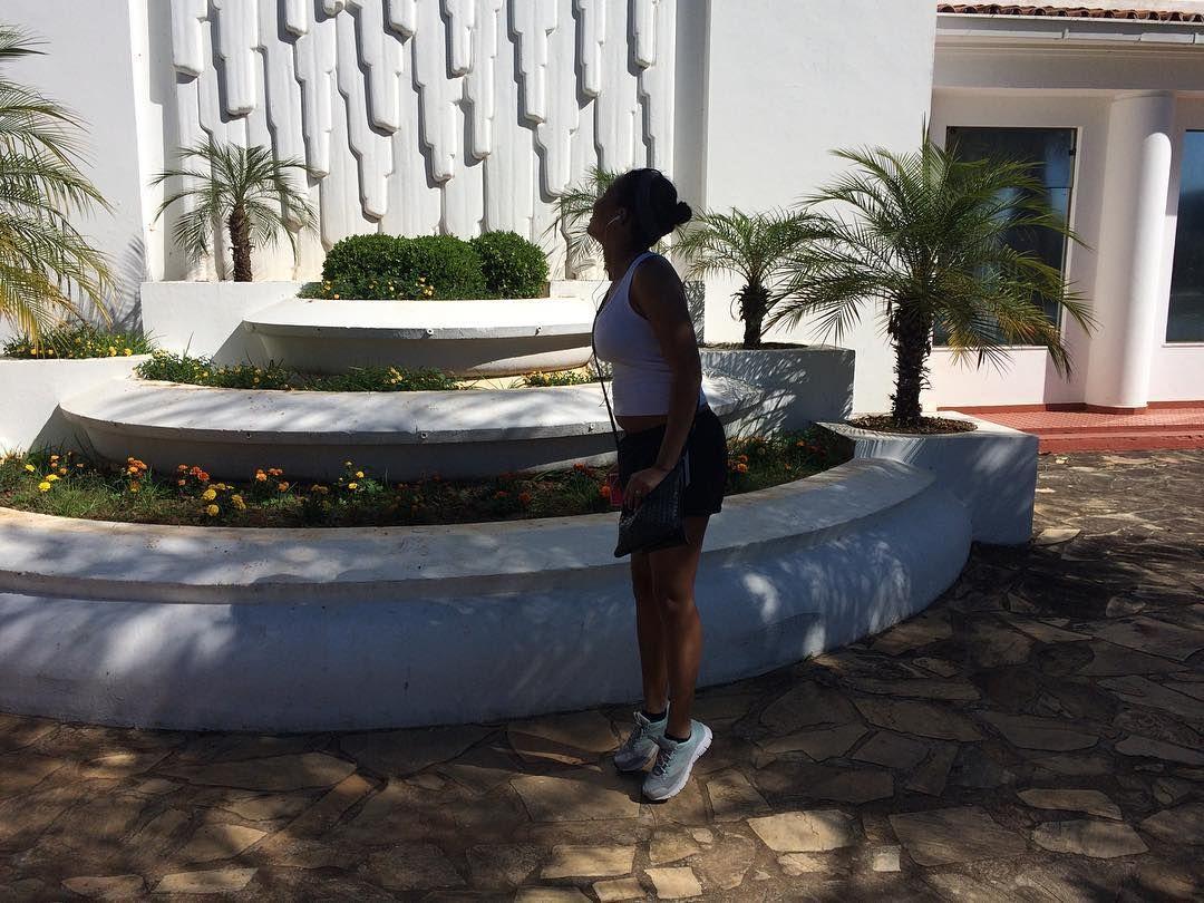 Recarregando as energias  #parquedasaguas #exercise #sãolourenço #balneario #happysunday