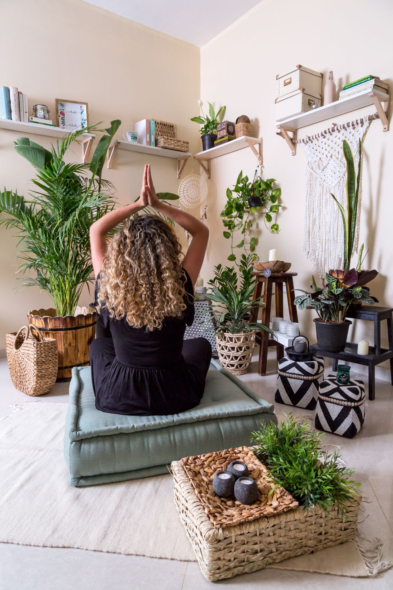 9 Simple Steps to Creating Your Own Meditation Corner At Home