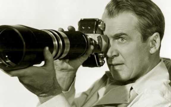 Camera Cameos: Exakta VX on Rear Window · Lomography