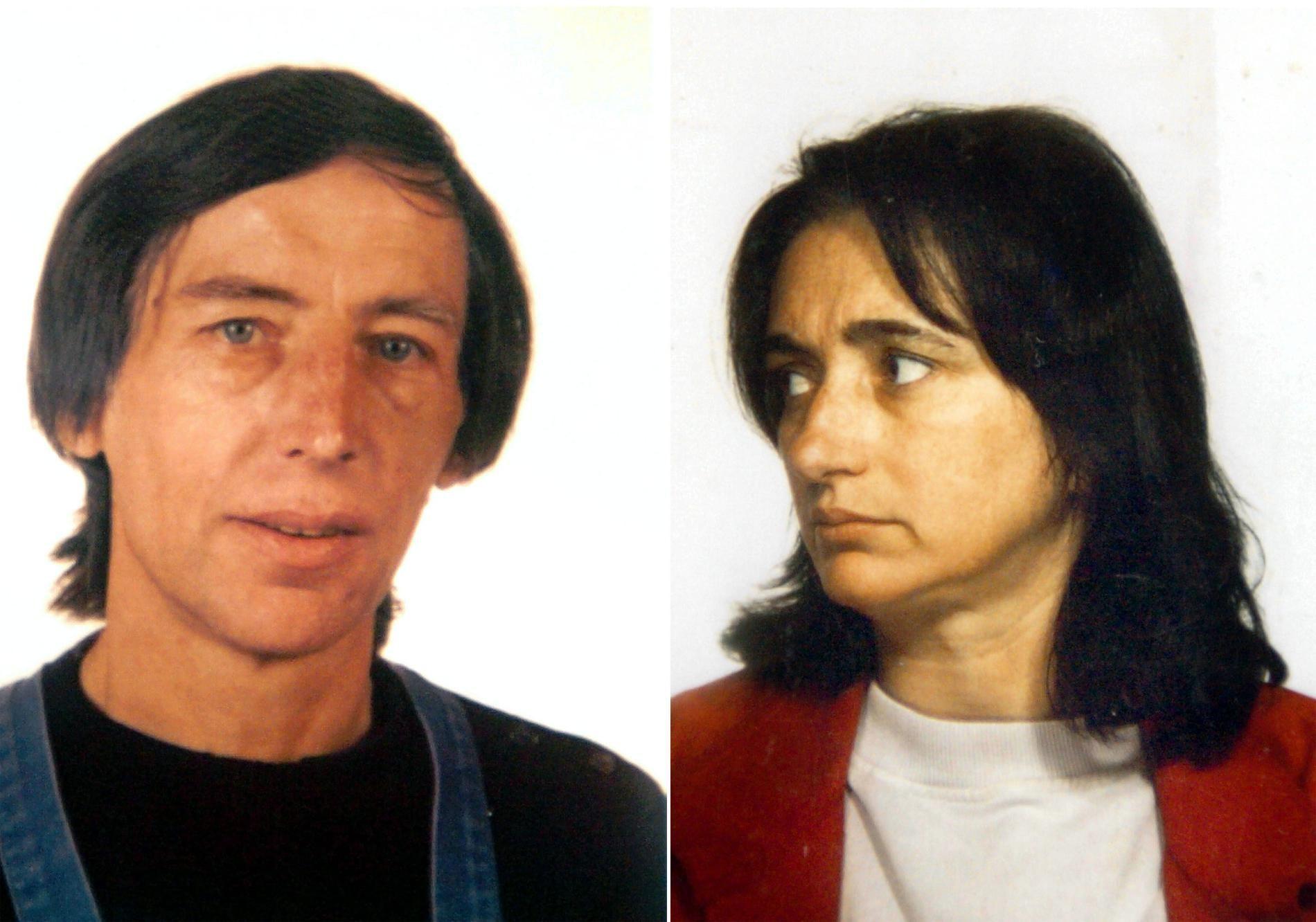 Michel Fourniret et Monique Olivier Monique Olivier est ...