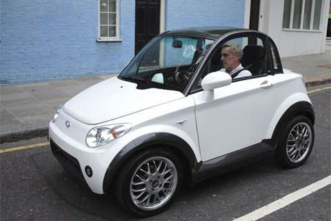 Greentech Mycar Electric Car Is Built In Mississippi Best