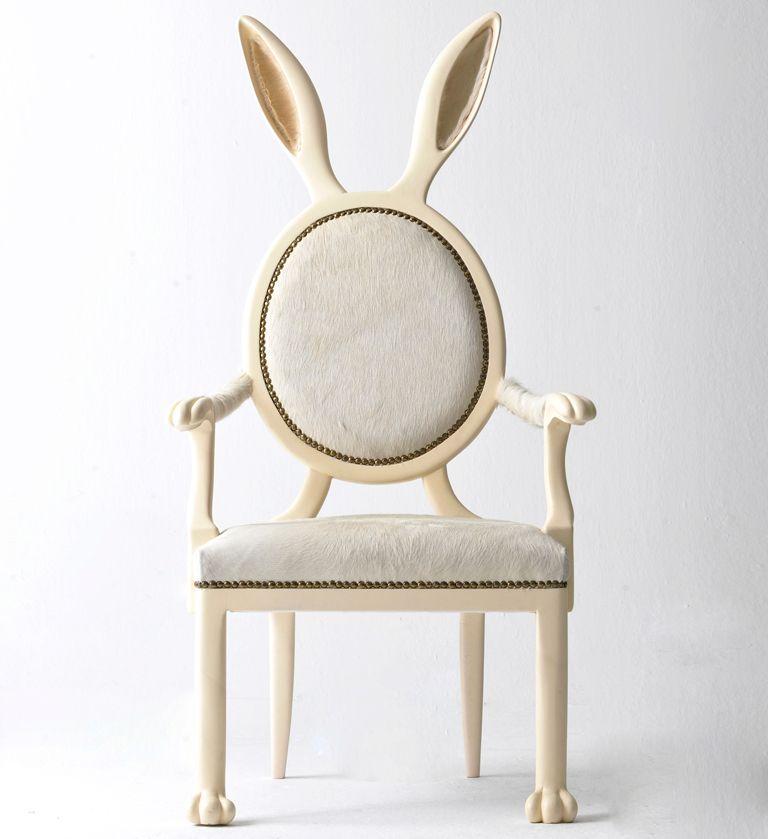 Il était une fois #Hybride n°2, une #chaise élégante signée Merve #Kahraman. [www.mervekahraman.com]