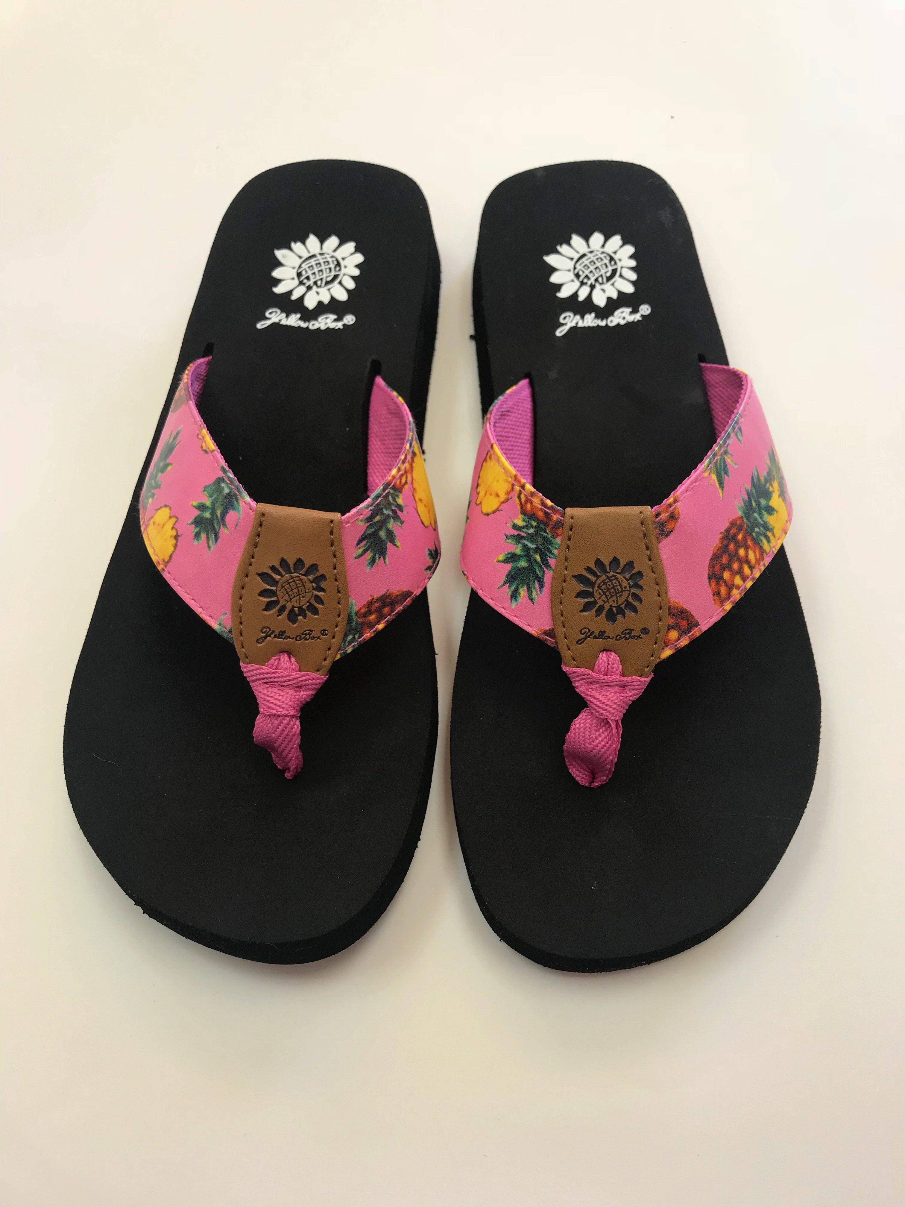 cb40e9b07 runs true to size - cushioned soul Don t forget to buy your mini me a pair!  We have these adorable sandals in kids sizes too!!