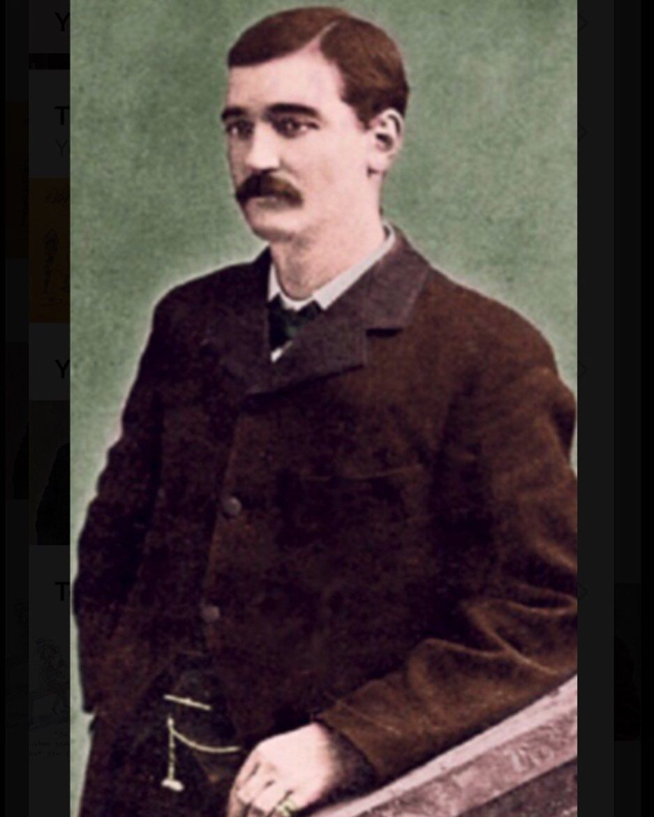 Lmr S Old West In Color On Instagram Bat Masterson Circa 1880 90 Colorized By Western Author And Illustrator Lorin Morgan Richards Lorinmorganrichards Do