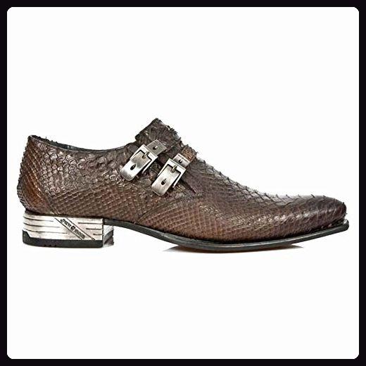 New Rock VIP Braun Schuhe M.2246-S32 - Stiefel für frauen ...