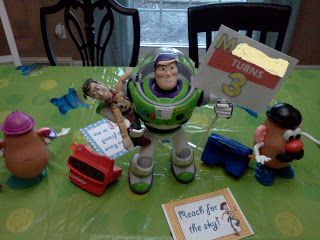 Games To Play At Toy Story Birthday Party : Toy story birthday party ideas mr potato head potato heads and toy