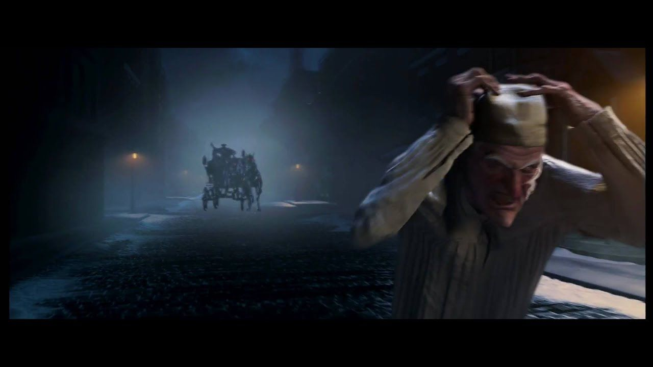 Jim Carreys A Christmas Carol Official Trailer - YouTube   Christmas movies, Great movies to watch