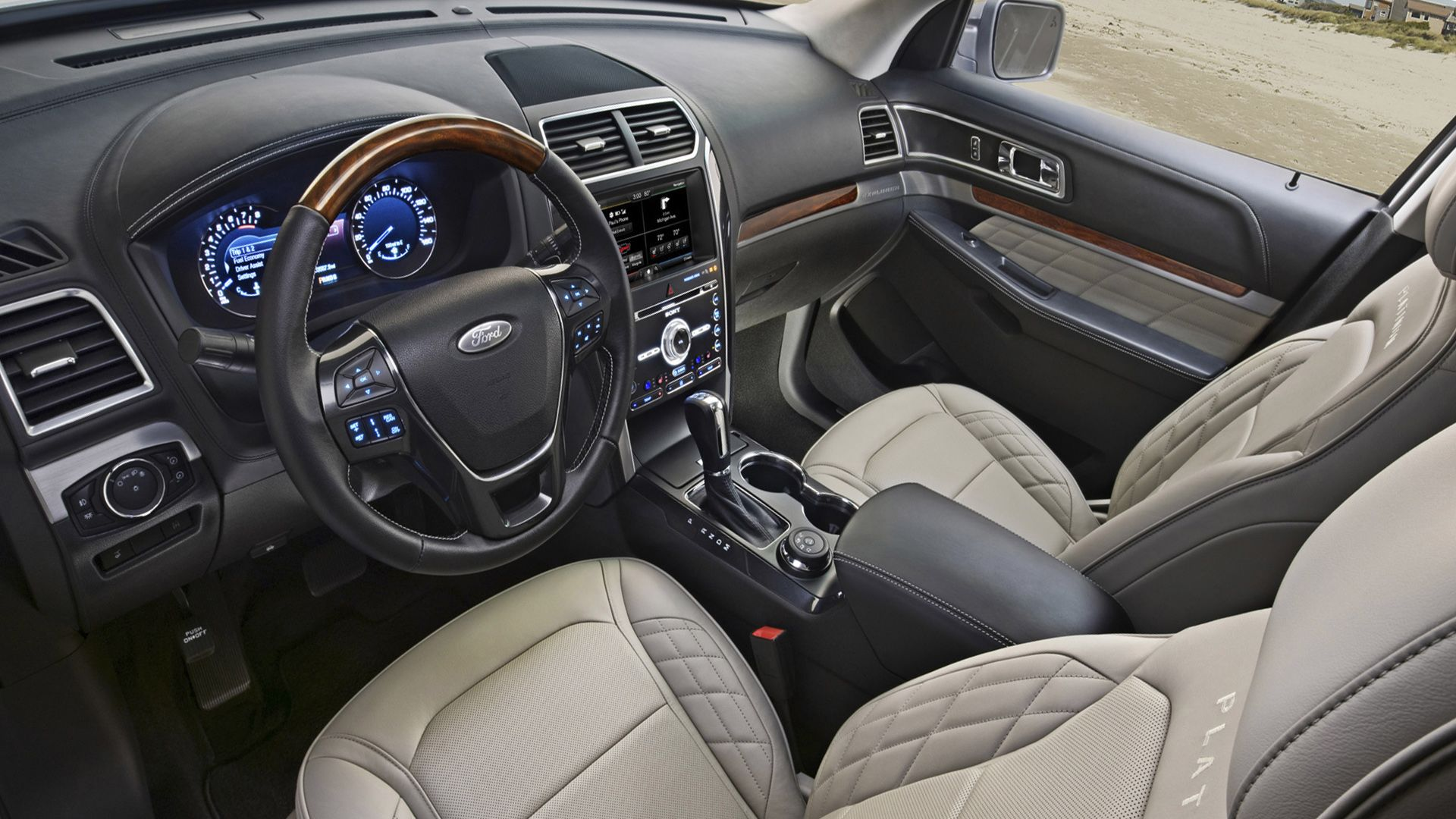 2019 Ford Explorer Interior Design Ford Explorer Interior 2019 Ford Explorer Ford Explorer