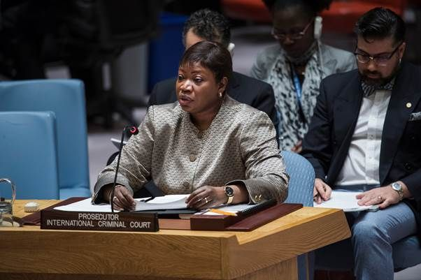 Statement of ICC Prosecutor, Fatou Bensouda, before the United Nations Security Council on the Situation in Darfur, pursuant to UNSCR 1593 (2005)