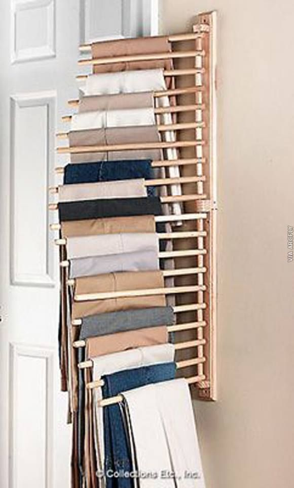 Organizador de ropa | Ideas para muebles | Pinterest | Organizadores ...