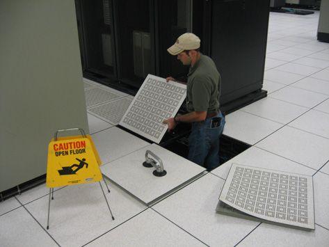 Superb HT Raised Access Floors   Modular Systems