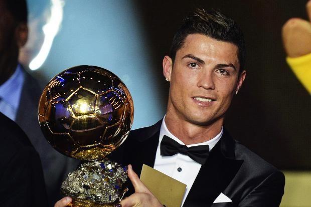 Cristiano Ronaldo Claims Ballon D Or Award Cristiano Ronaldo