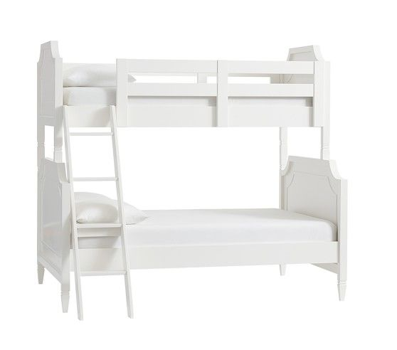 Ava Regency Twin Over Full Bunk Bed Full Bunk Beds Bunk Beds
