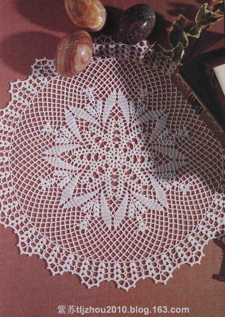 Decorative Crochet Magazines 48 - 紫苏 - 紫苏的博客