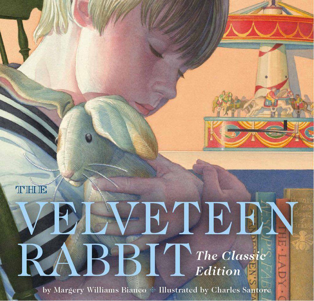 The Velveteen Rabbit Velveteen rabbit, Childhood books