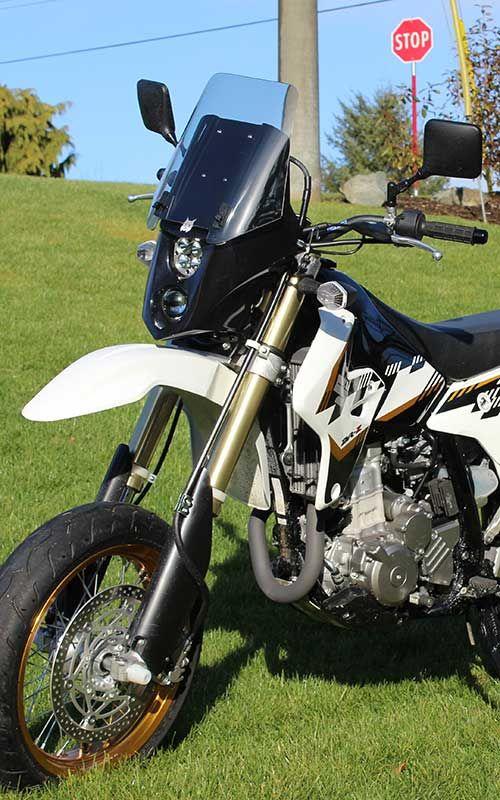 Suzuki Dr Duel Bike