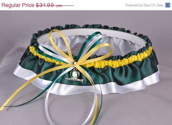 Labor Day Sale  University of Oregon Ducks by sugarplumgarters, $28.79 LOOKING FOR THERESA..